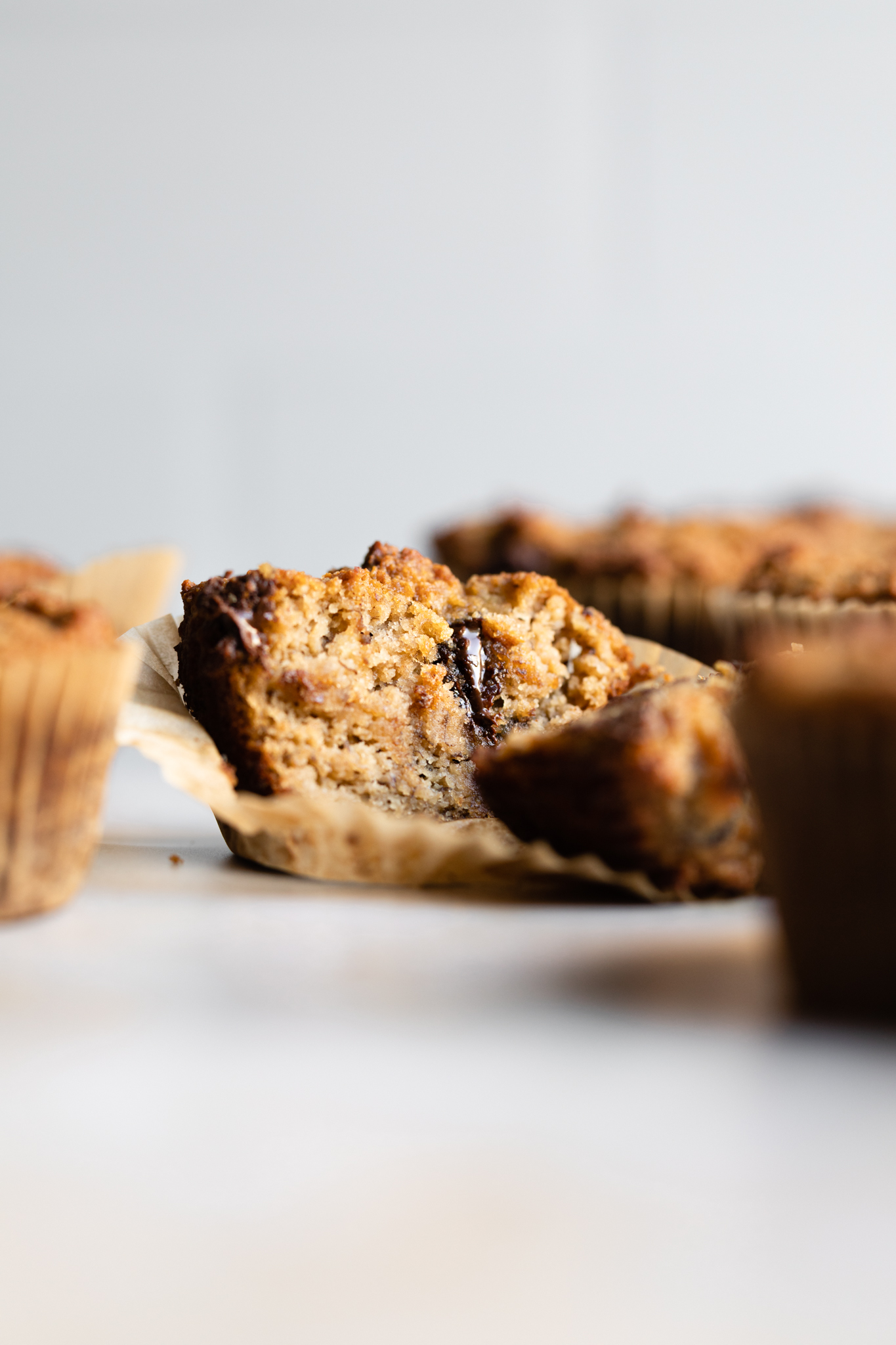 Almond Flour Banana Muffins The Mindful Hapa